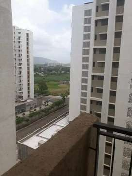 This is 1 BHK flat available for rent in Casa Bella gold.