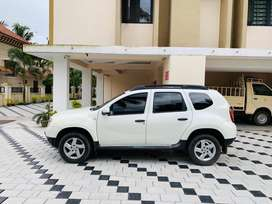 2012 Duster 85 ps Topend model White Color