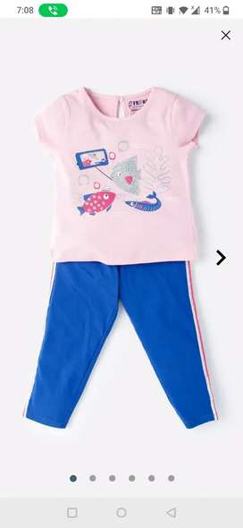 Brand new kids co ord set with tag