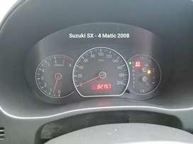 Suzuki X Over Matic 2008