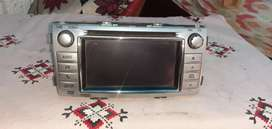 ORIGINAL FORTUNER STEREO IN GOOD CONDITION