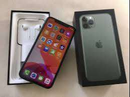 Refurbished Iphone 11 pro max (128gb) Available.