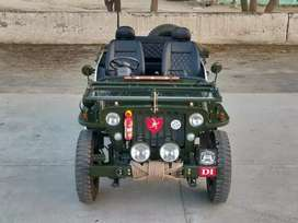 Rahul jeep's-All type of open modified jeeps