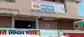 First floor 200sqft Shop for sale at BUS STAND
