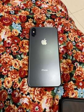 Iphone xs max 256gb physical dual sim pta approved