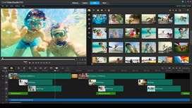 l am a freelance video editor