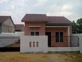 Rumah Besar Di Jalan Sarjana Dekat Unsri Indralaya
