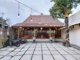 Ruang Usaha Ada Joglo Cocok Kuliner dkt Jalan Palagan & Hotel Hyatt