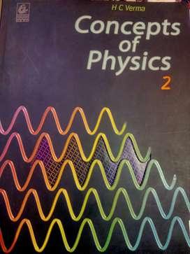 HC Verma : Concept of Physics Volume 2 ( 2nd Hand )