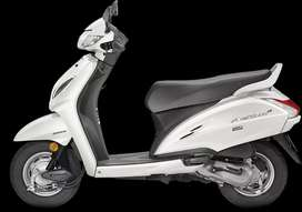 Honda Activa Brand New pay Rs. 9999/-