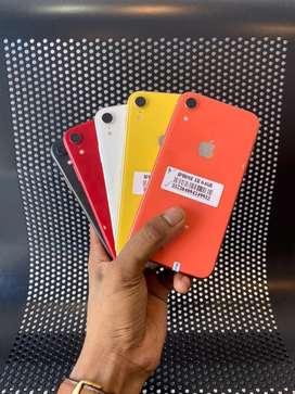 Ready Iphone Xr 64Gb mulus like new,lengkap warna