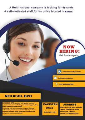 Staff Required for Call Center