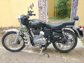 2015 ROYAL ENFIELD BULLET 350 SELF START WORKING SHOW ROOM CONDITION