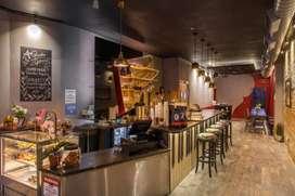 Dibutuhkan Waiters & Kasir Di Anfela Gelato & Cafe