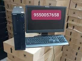 LENOVO CORE i3 4GB RAM 500GB HDD 17INC LCD KEYBOARD AND MOUSE