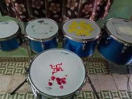 Drum set /roto
