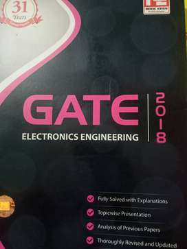 Old made easy books for gate and psu
