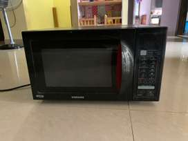 Microwave in perfect condition