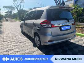 [OLX Autos] Suzuki Ertiga 1.4 GL 2017 M/T Silver #Nirwana Mobil