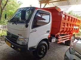 Truk New Hino Dutro 130hd Dump Truk