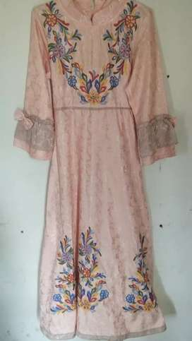 Dress muslim all size