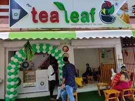 Tea leaf pondicherry university