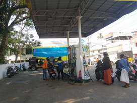 Fuel filling staff for petrol pump Kilimanoor & NalanchiraTvm