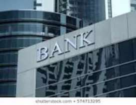 Urgently Required Candidates For Banking Sector