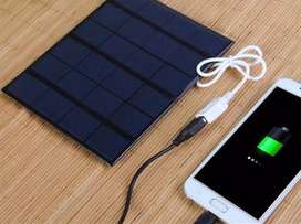 Solar panel jacket maker