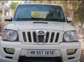 Mahindra Scorpio 2002-2013 LX BS IV, 2013, Diesel