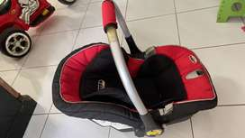 Baby Elle Car Seat