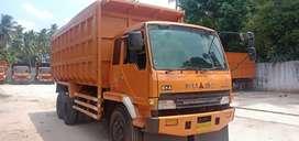 Fuso Tronton Dump Truck (FN 527 MS)