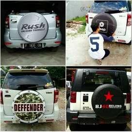 Cover/Sarung Ban Honda CRV/Rush/Terios/Panther MarkoTop Teng  pokonya