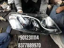 100%genuine head lights and tail lights of all cars available 2nd hand