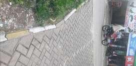 Dikontrakkan tanah kosong untuk gudang dll
