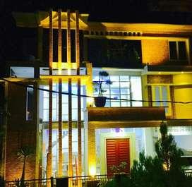 Rumah nyaman view Manado city