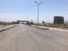 good location plot for sale in DHA Peshawar.