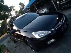 Accord 2004 black elegant bisa dp pake motor nmax