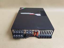 Mosconi Gladen 120.4 built in DSP