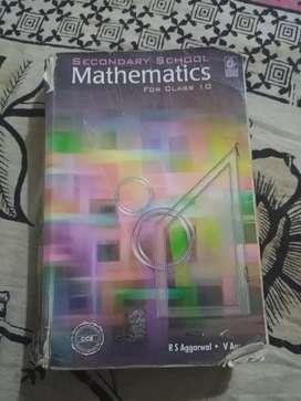 Class 10 maths rs aggarwal. V aggarwal