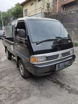 Mitshubishi t120ss pickup 2015 pick up hitam