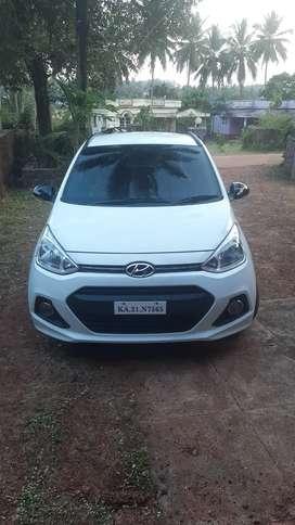 Hyundai Grand I 10 2014 Petrol Well Maintained