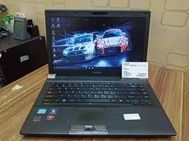 Best Seller Laptop Toshiba R84 supercepat core i7 8gb 500gb VGA 4GB