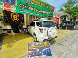 Stabilizer Aktif BALANCE Jagonya Atasi STIR BANTING pd mobil Bos