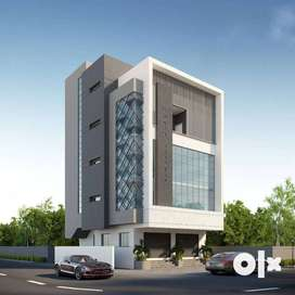#1BHK Flat With Open Tarrace @ Prime Location