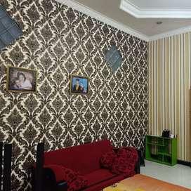 Wallpaper dinding wallpaper elegant DL459