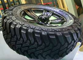 Jeep MT, AT, LT Radial Tubeless Tyres For Sale