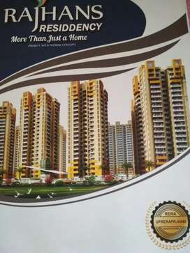 2BHK FLAT for sales in RAJHANS RESIDENCY Noida extension greater Noida