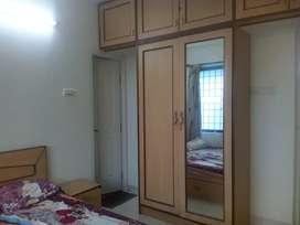 2bhk furnished flat near kmc hampankatta
