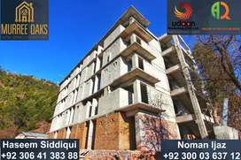 Invest now Get Rental upto 10% Murree Oaks Hotel Apartment for Sale